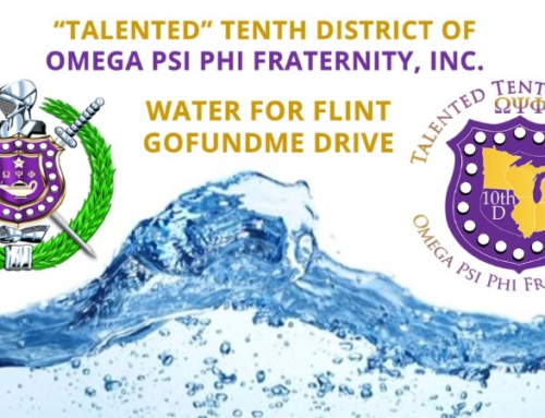 Tenth District GoFundMe Campaign for Flint, Michigan